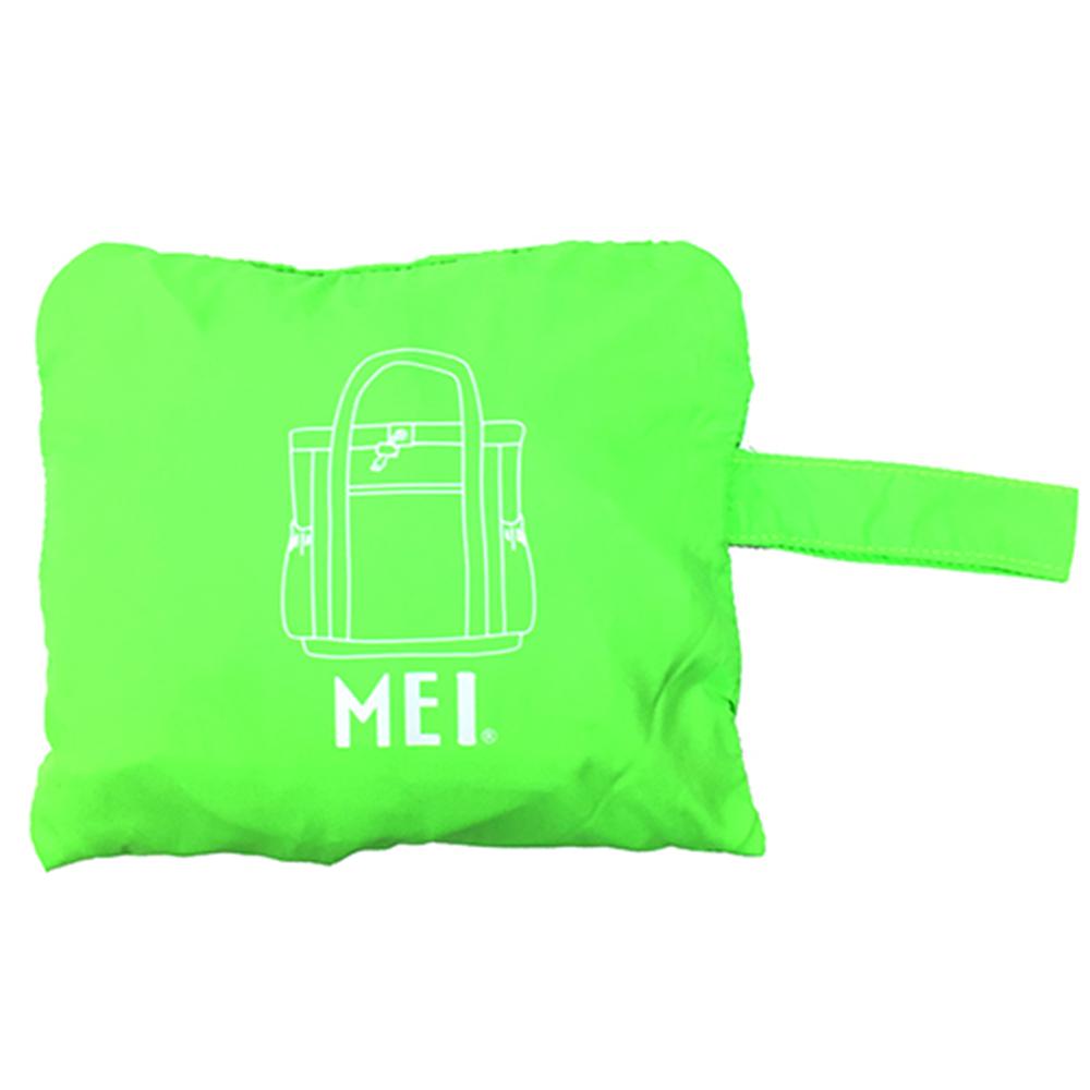 MEI|收納摺合肩包 綠