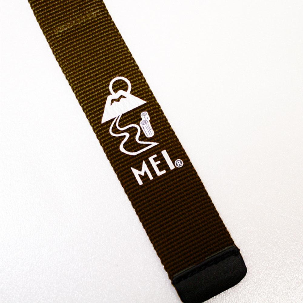 MEI|腰帶38mm 卡其