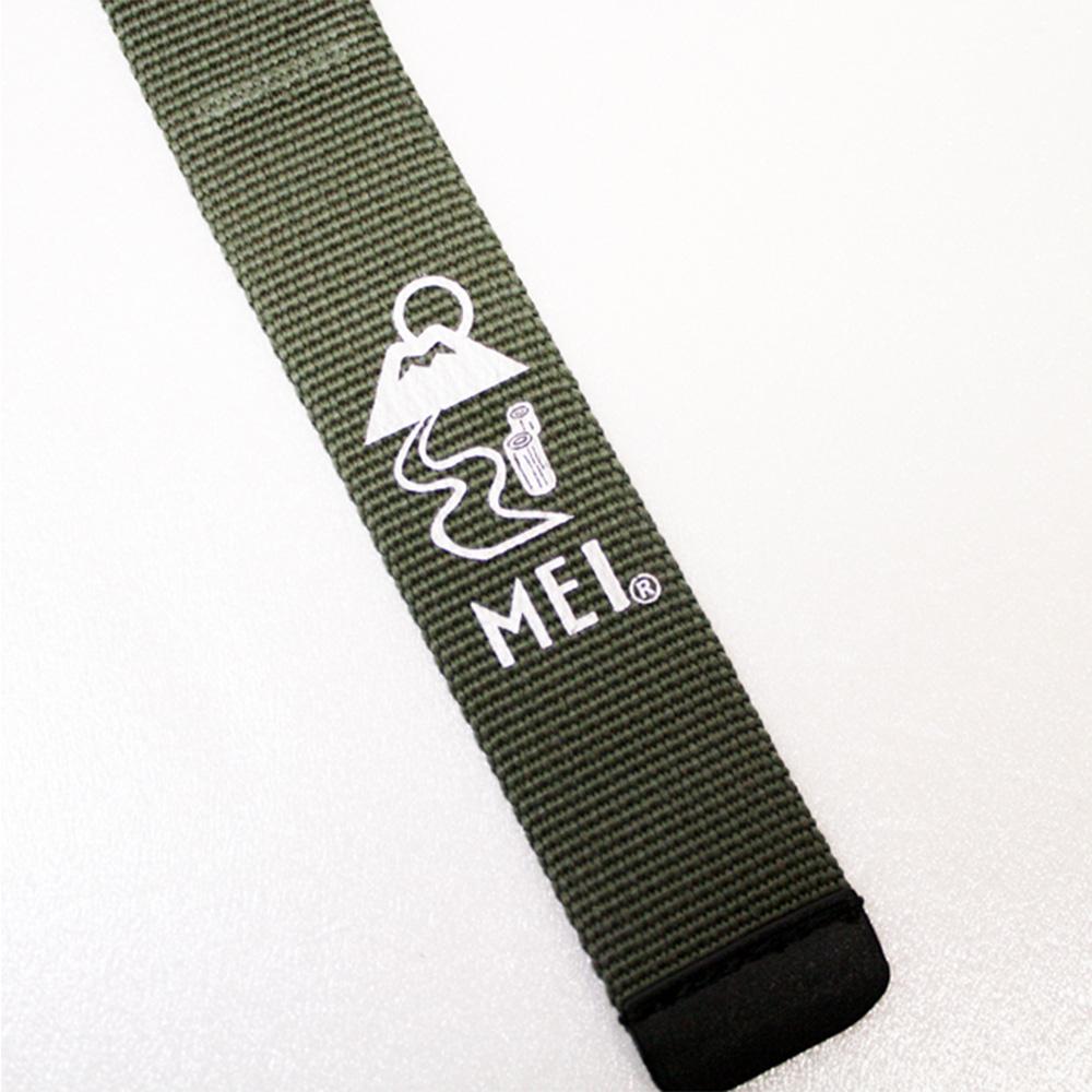 MEI|腰帶38mm 橄欖綠