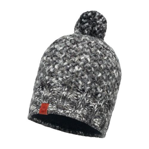 Buff|針織Polar保暖毛球帽 灰 MARGO