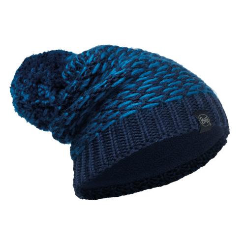 Buff|針織Polar保暖帽 藍 KIRVY