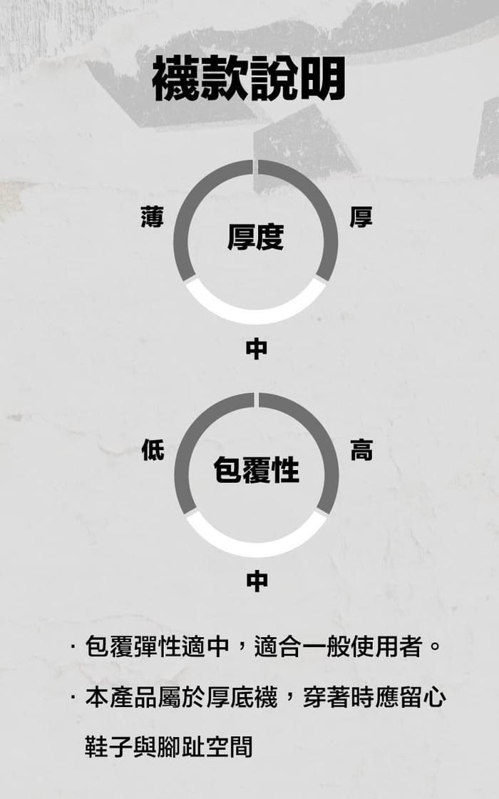 titan 太肯|舒壓生活踝襪 黑(4雙)