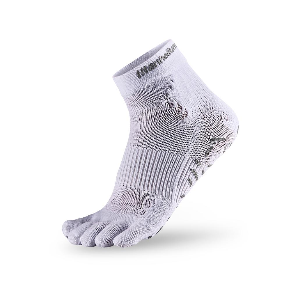 titan太肯|五趾功能訓練襪-白(2入)