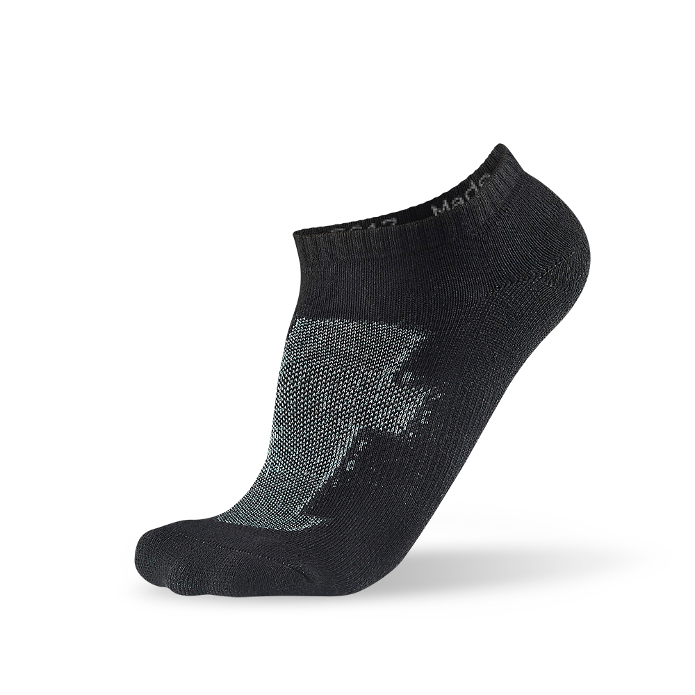 titan太肯 生活運動襪-黑白灰組合(4入)