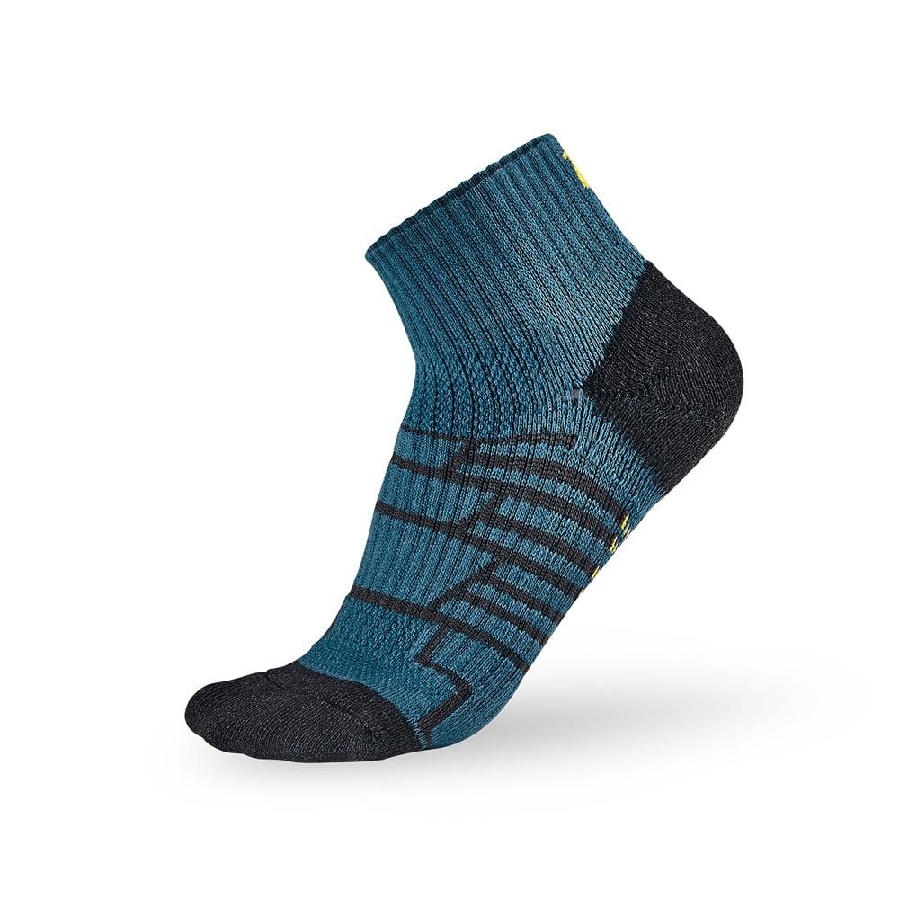 titan太肯 健身訓練襪-藍(3入)