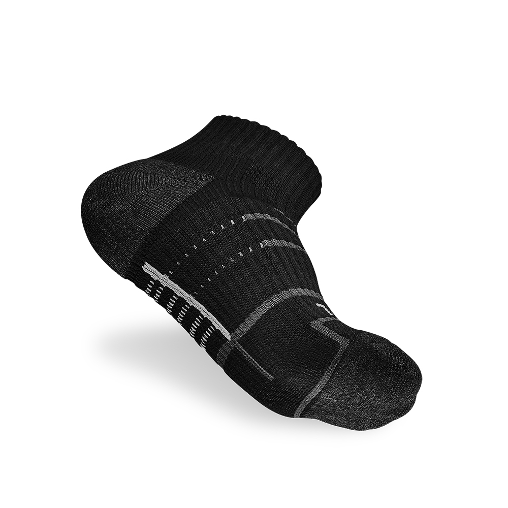 titan太肯|健身訓練襪-黑(3入)