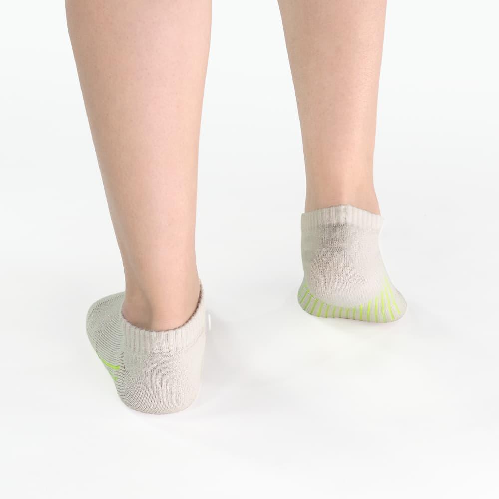 titan 太肯|舒壓生活踝襪 亞麻(5雙)