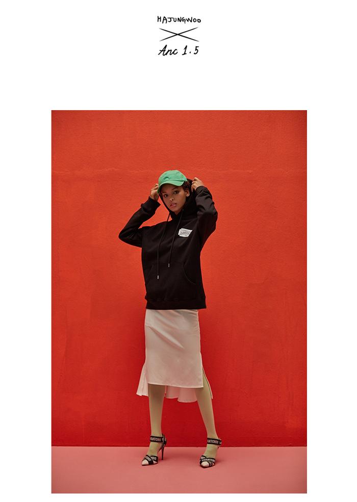 (複製)ANC1.5|HAJUNGWOO 河正宇聯名設計 骷髏頭帆布包 0012