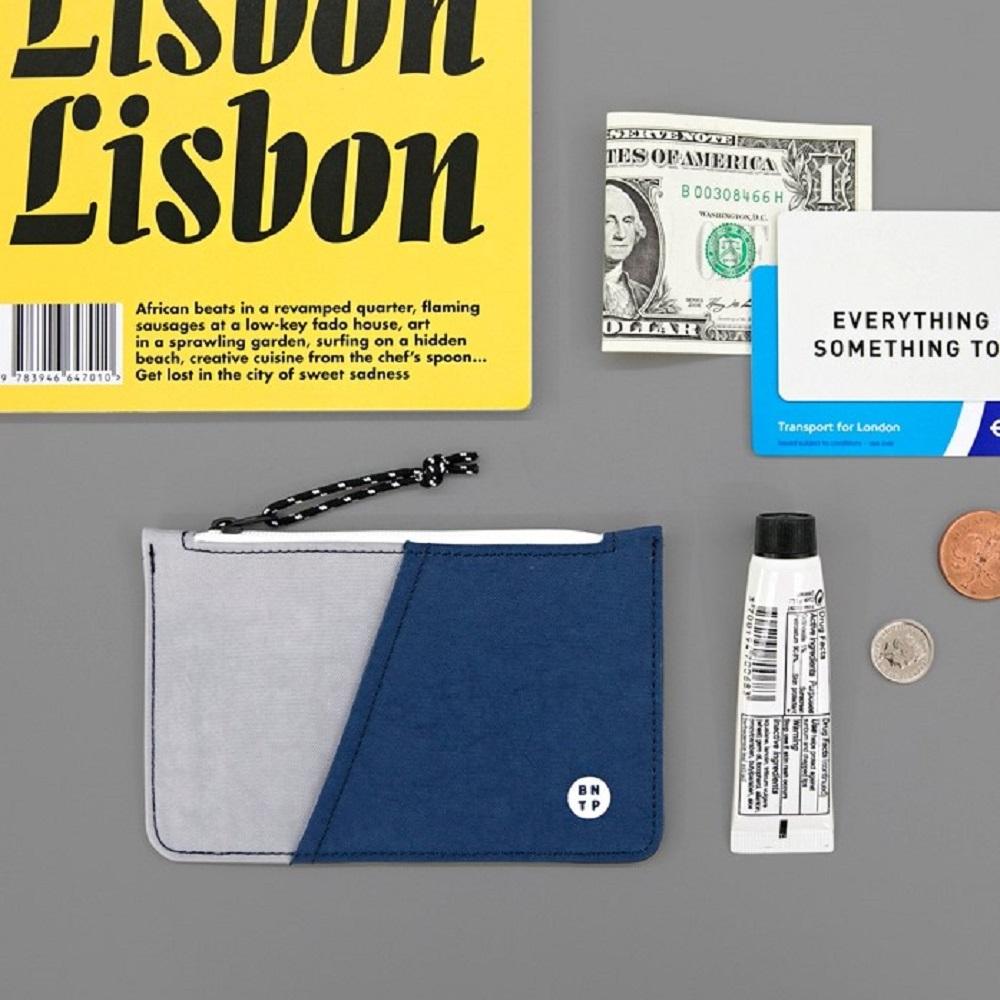 BNTP | 雙色萬用票卡零錢包