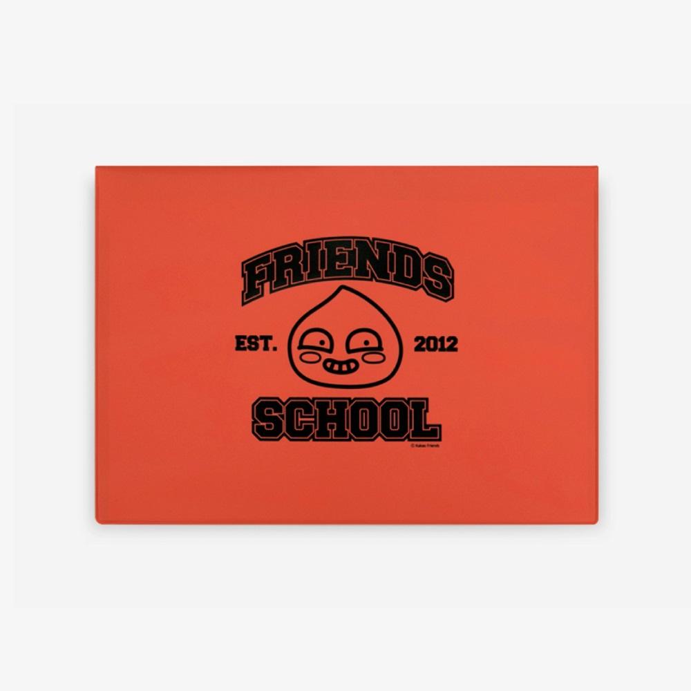 Kakao Friends|好朋友學院 文件資料萬用收納袋(L) APEACH