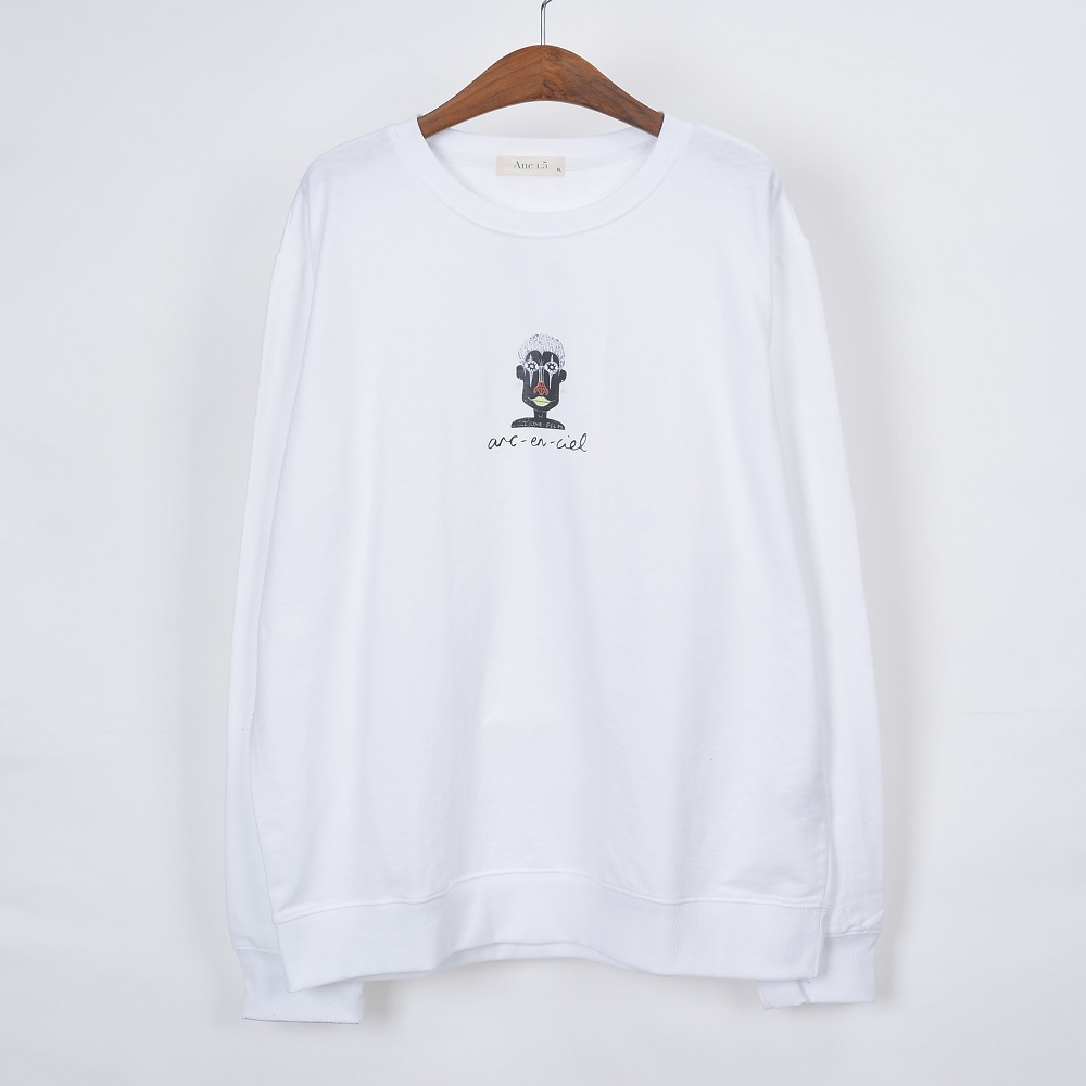 ANC1.5|HAJUNGWOO 河正宇聯名設計 經典版T恤 0006