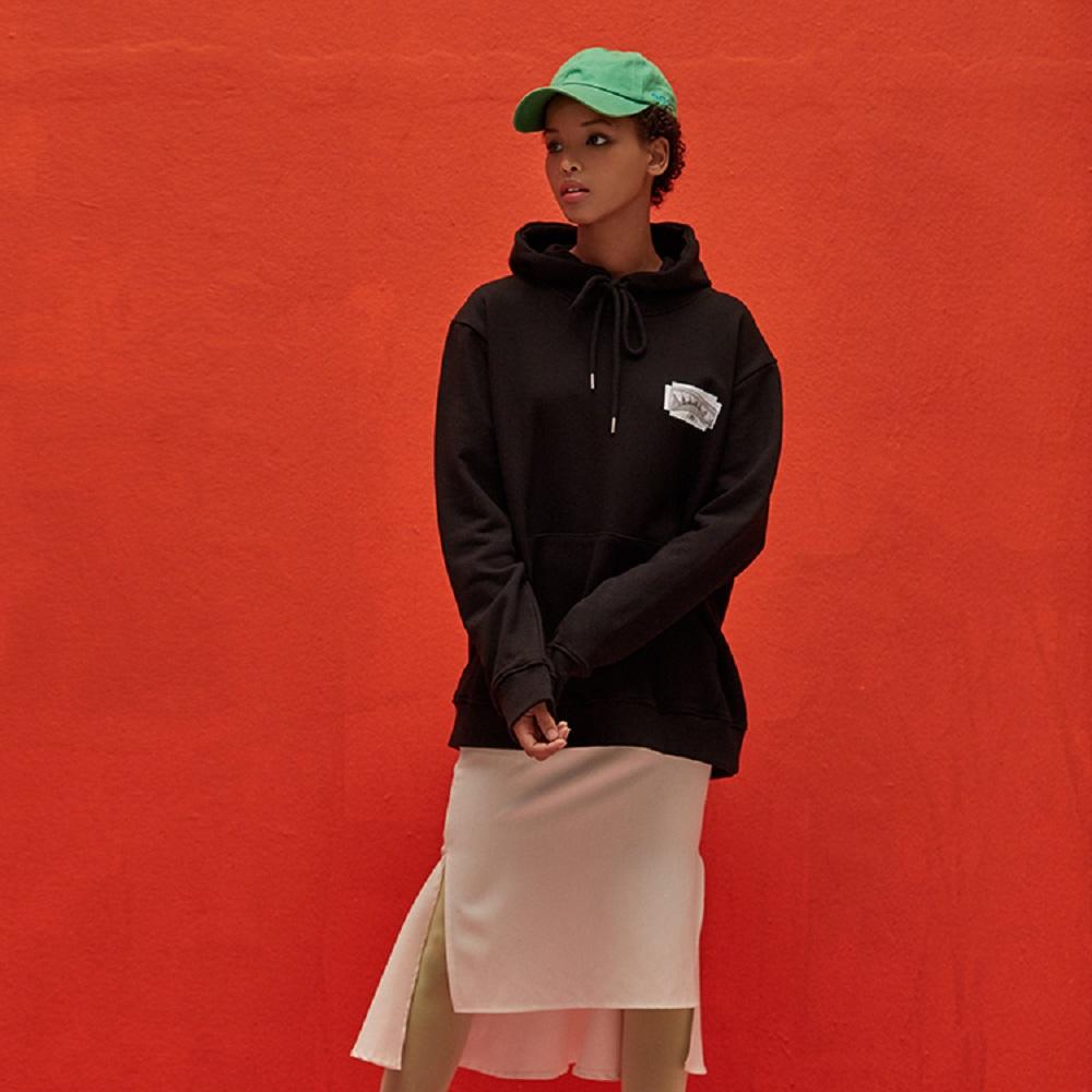 ANC1.5|HAJUNGWOO 河正宇聯名設計 經典畫像帽T 0013