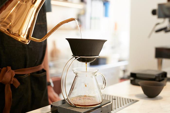 LOCA|咖啡陶瓷濾杯 圓錐形V號