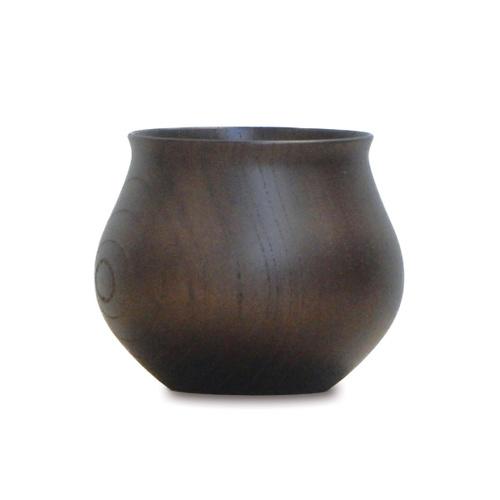 安清式|木器杯 黑色