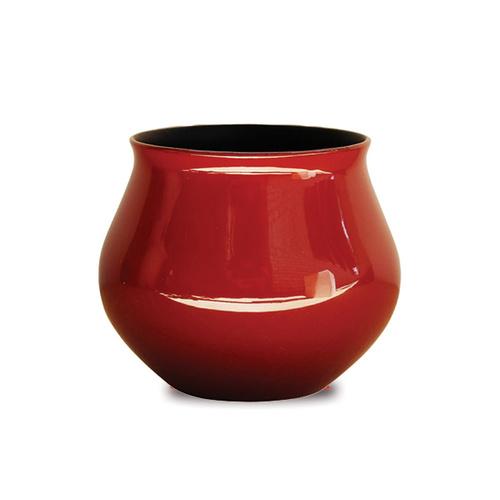 安清式 | 木器杯(漆) 紅x黑