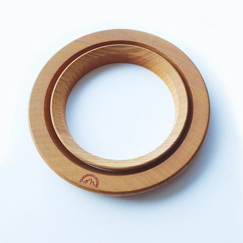 安清式 | 紙落 濾紙環