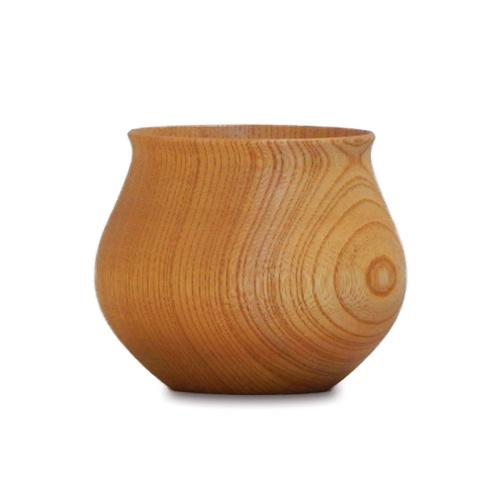 安清式   木器杯 原木色