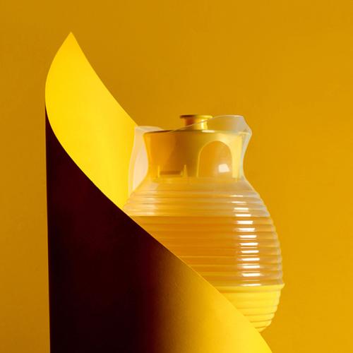 La Carafe|法式美學典藏水壺 Original 系列- 1300ml (鮮黃色)