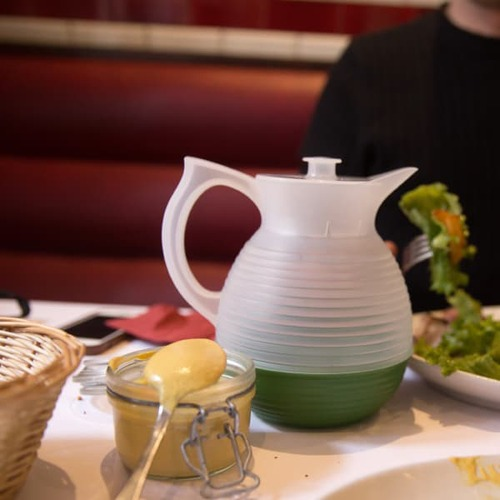 La Carafe|法式美學典藏水壺 Vintage 系列- 1300ml (綠色)