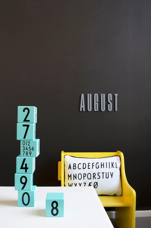 DESIGN LETTERS|粉紫色木字母A-Z