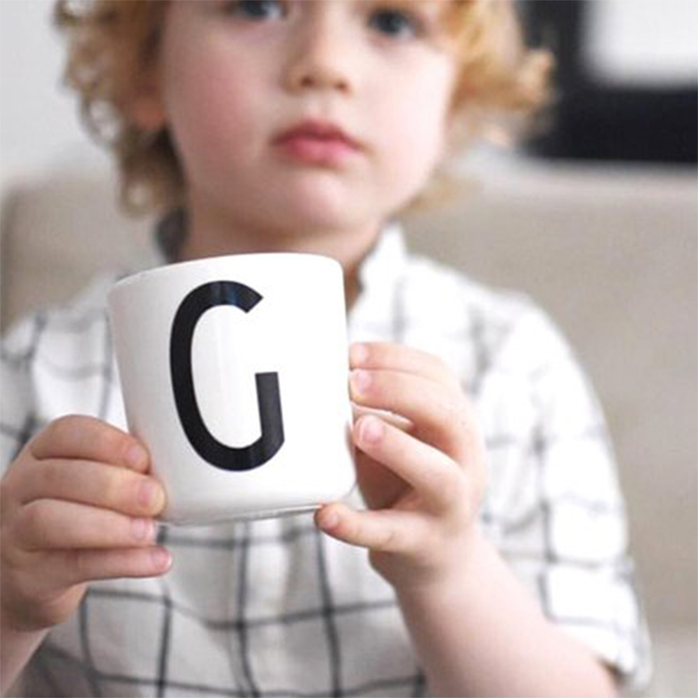 DESIGN LETTERS|兒童學習水杯A-Z(單入)