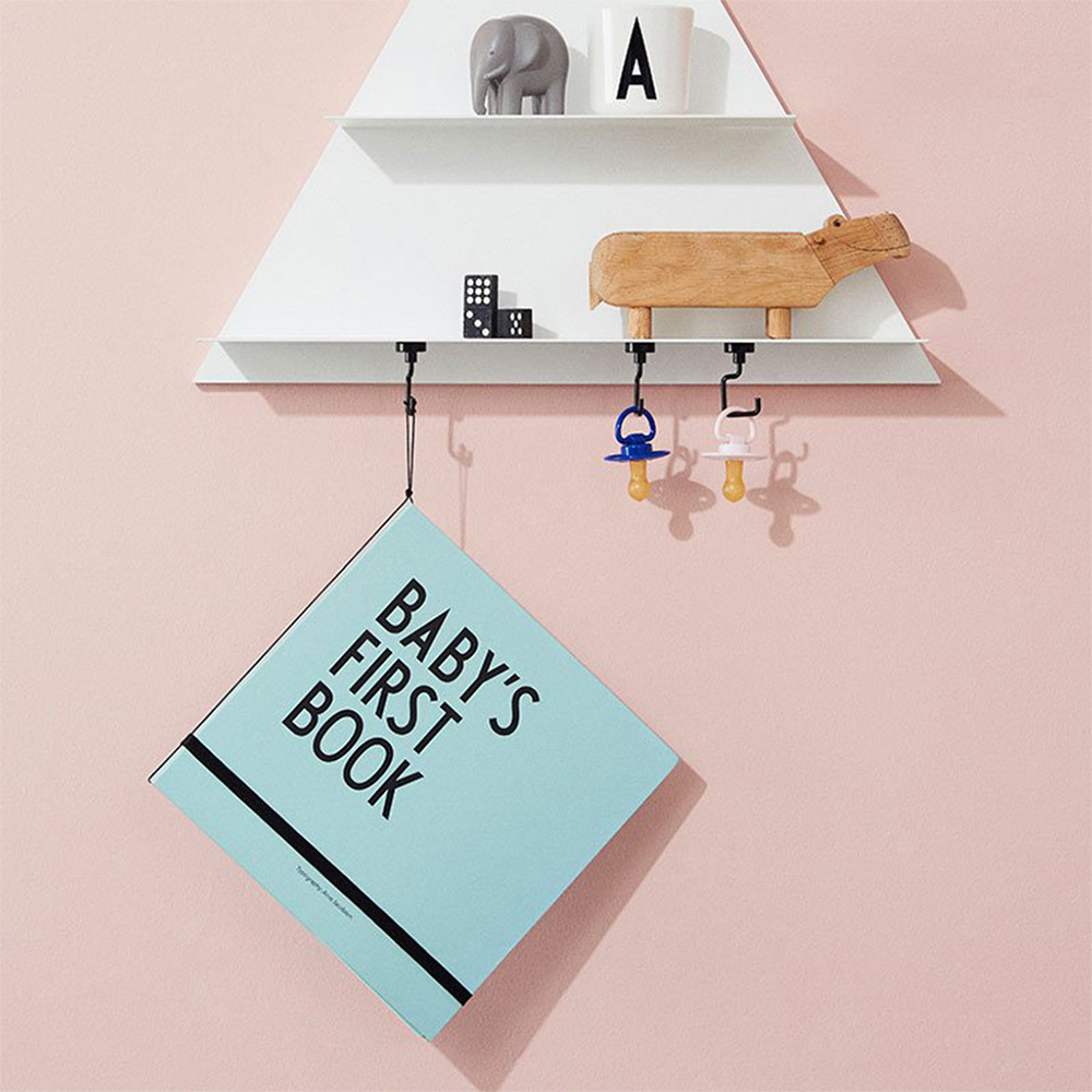 DESIGN LETTTERS|寶寶記事本
