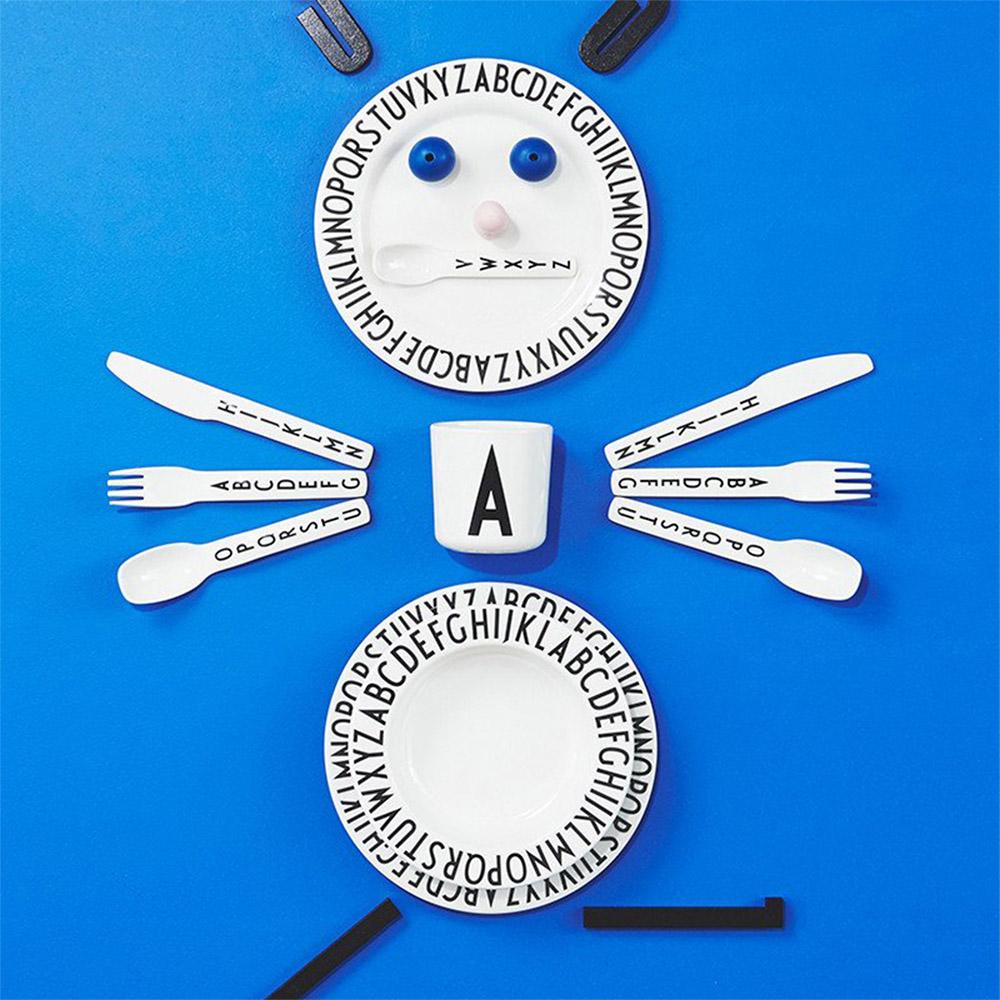 DESIGN LETTERS|兒童餐盤