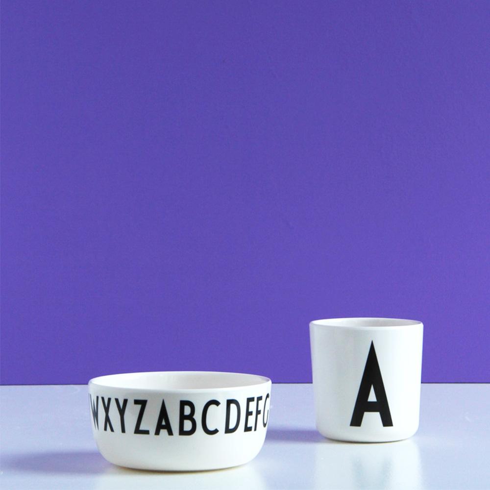 DESIGN LETTERS|兒童字母餐碗