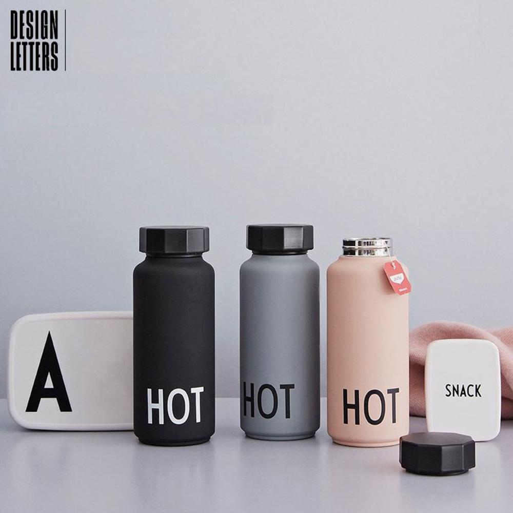 DESIGN LETTERS|304不鏽鋼HOT保溫瓶