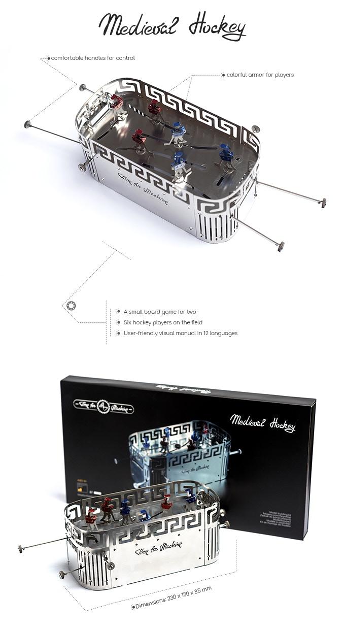 (複製)TimeforMachine|高階金屬動力模型 - 漫威坦克2代Marvel Tank II