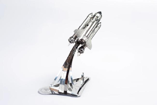 (複製)TimeforMachine|高階金屬動力模型 - 亮鉻飛輪摩托車 Chrome Rider