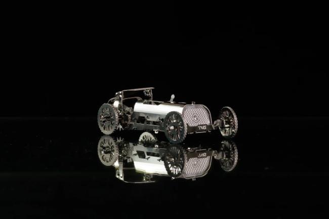 (複製)TimeforMachine|高階金屬動力模型 - 雙層小巴 Cute Double Decker