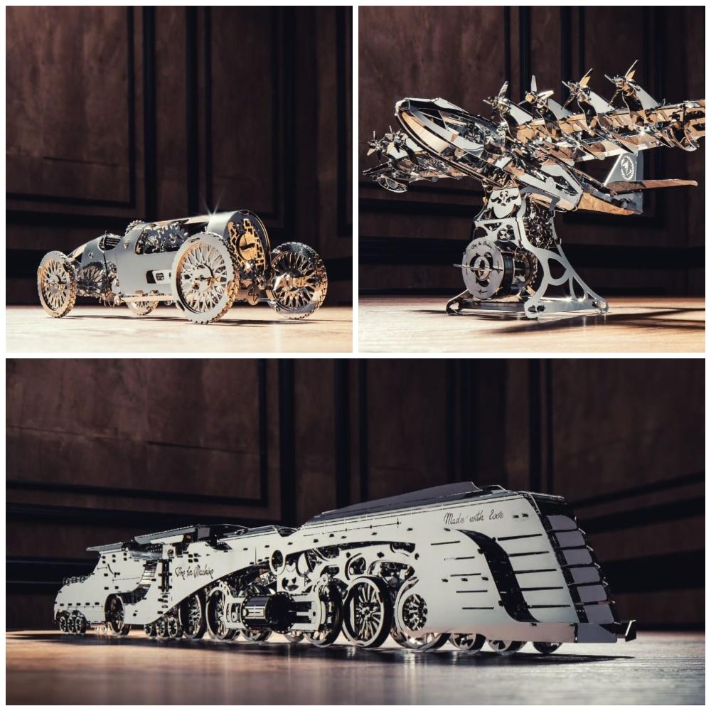 T4M|高階金屬動力模型 - 極限套組 Extreme Set