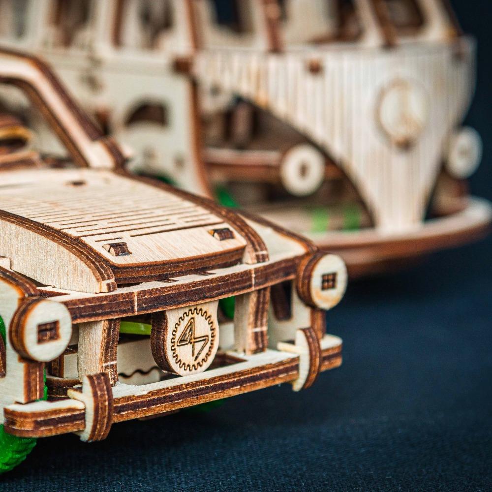Time4Machine|繽紛動力模型入門套組 – 追夢露營車及波蘭傳奇各一 (16種組合可選)