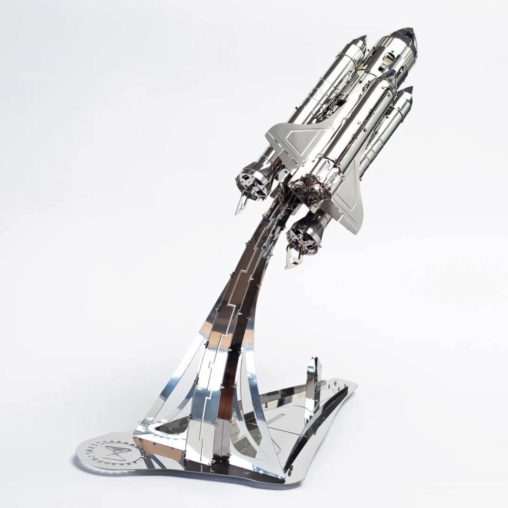 TimeforMachine 高階金屬動力模型 - 追星太空梭Starbreeze Explorer