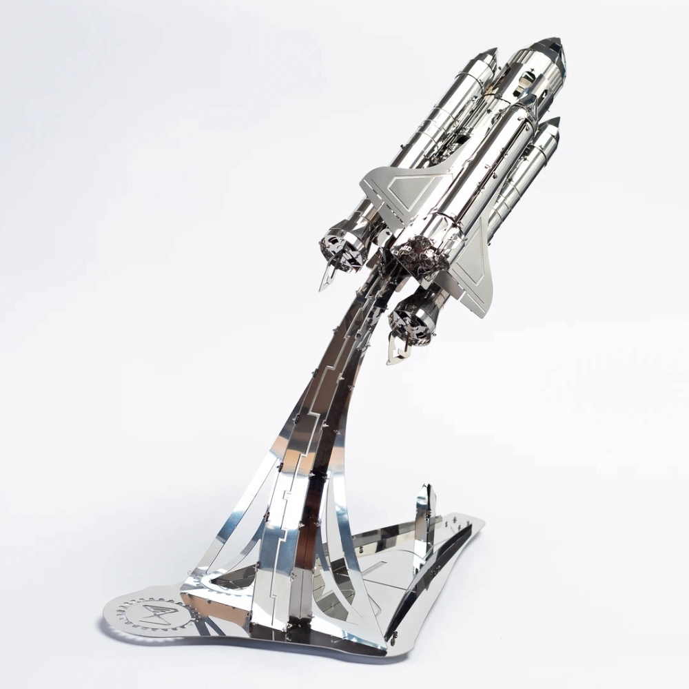 Time4Machine|高階金屬動力模型 - 追星太空梭Starbreeze Explorer