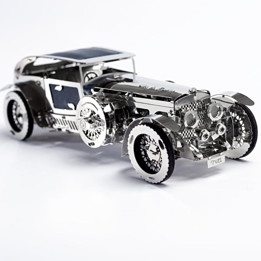 TimeforMachine|高階金屬動力模型 - 咆哮年代豪華跑車 Luxury Roadster