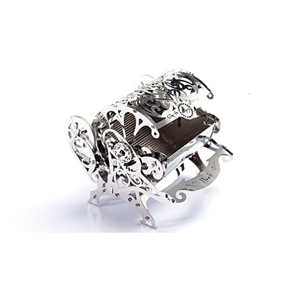 TimeforMachine 高階金屬動力模型 - 精雕珠寶盒Gorgeous Gearbox