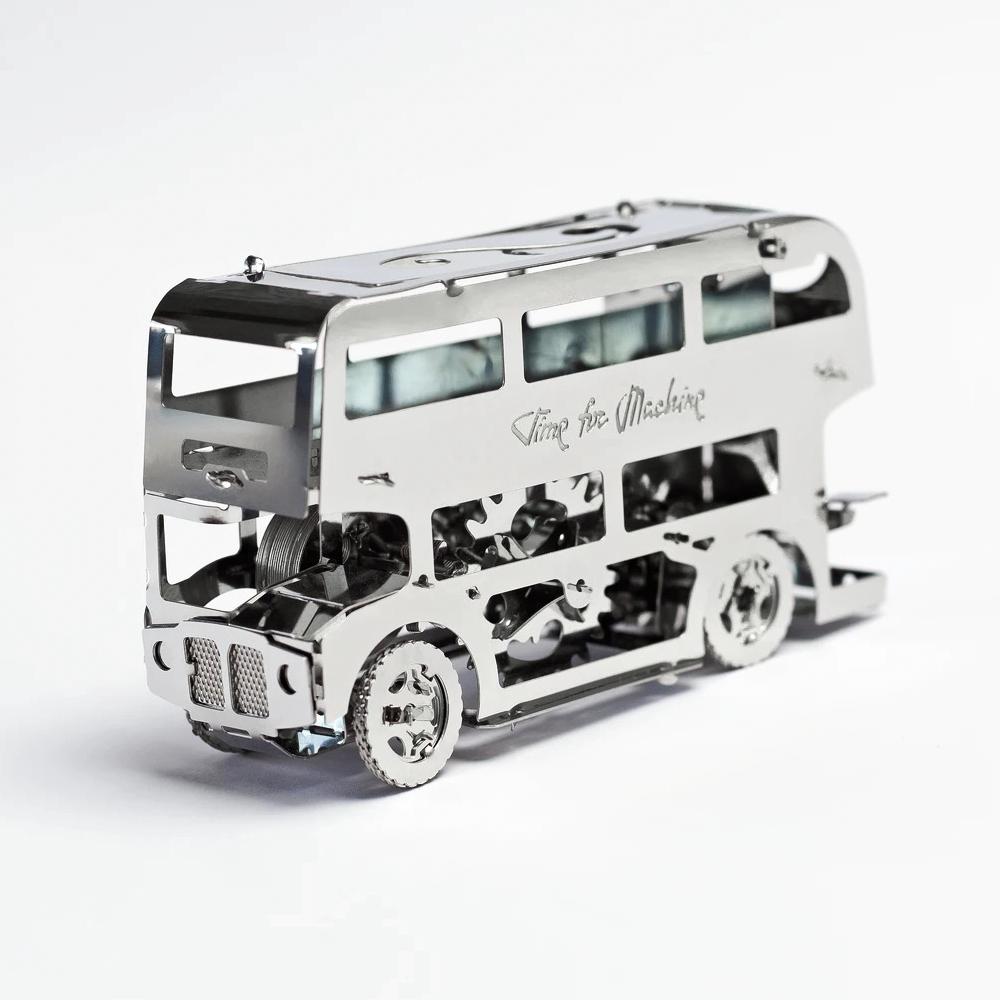 Time4Machine|高階金屬動力模型 - 雙層小巴 Cute Double Decker