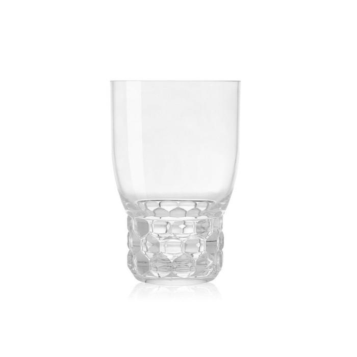 (複製)kartell jellies oval tray/橢圓形托盤-Crystal(透明)