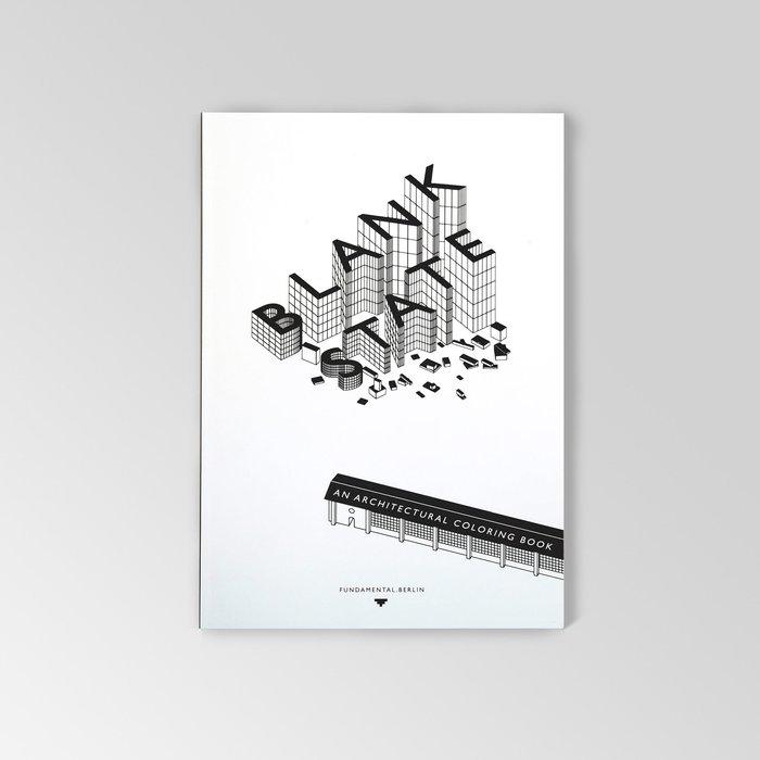 Fundamental Berlin|Adult Coloring Book