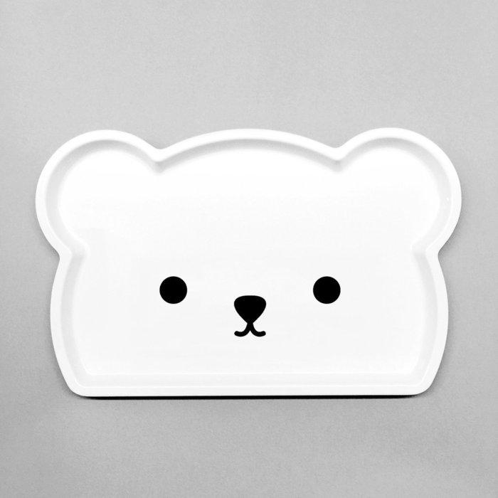 (複製)Bopomofo|Petite Bear . Deep Plate/小熊深盤