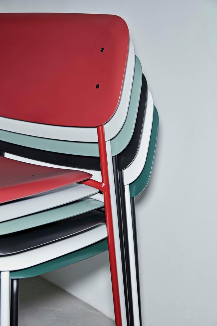 HAY |SOFT EDGE P10 / 鋼腳單椅
