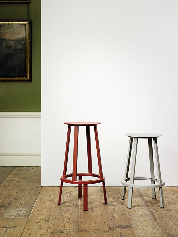(複製)HAY |SOFT EDGE P10 / 鋼腳單椅