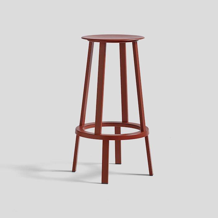 (複製)HAY |REVOLVER BAR STOOL LOW/ 轉轉吧台椅65cm