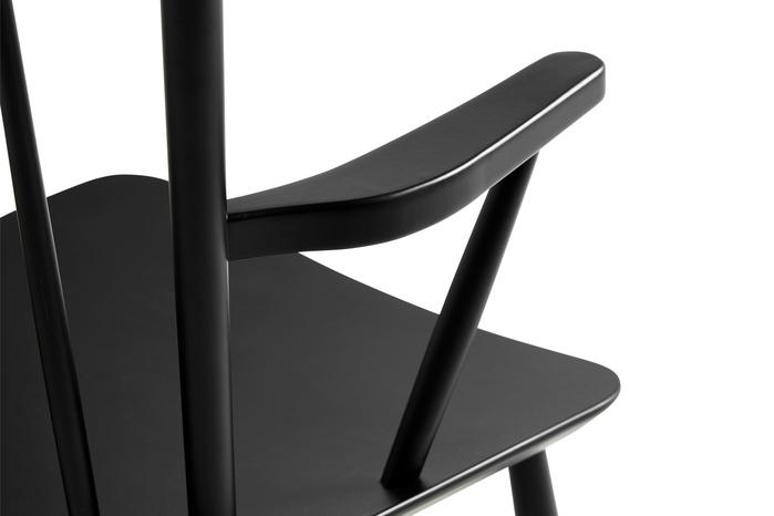 (複製)HAY | J77 CHAIR BLACK/ 單椅