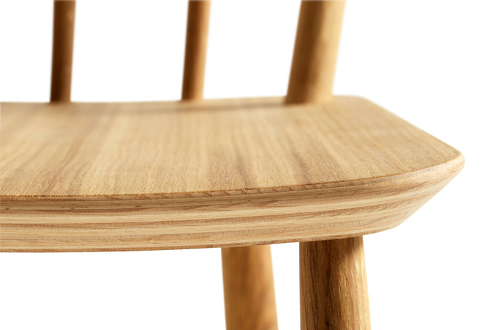 (複製)HAY |J42 CHAIR BLACK/ 扶手單椅