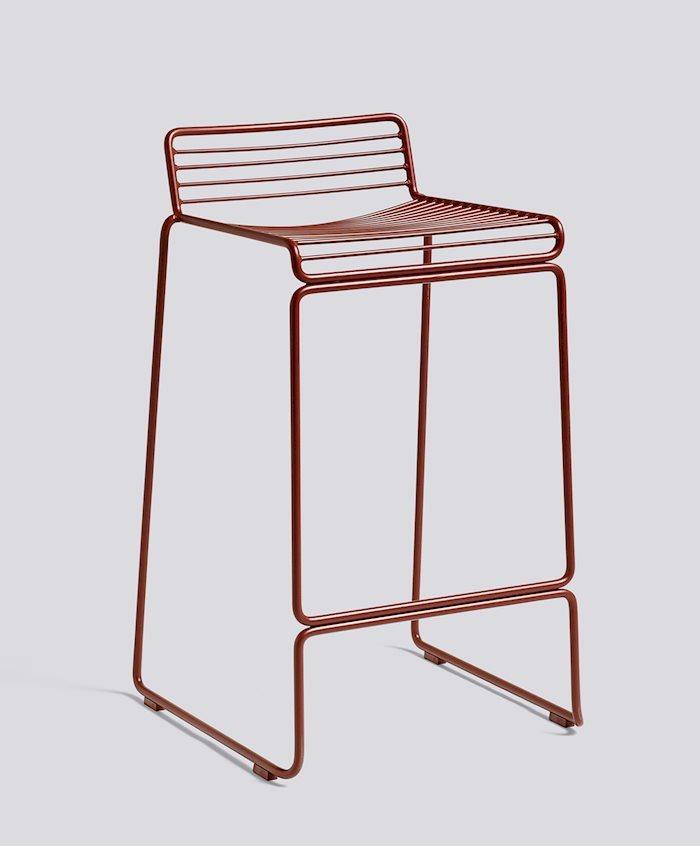(複製)HAY  HEE BAR STOOL HIGH / 吧台椅86cm