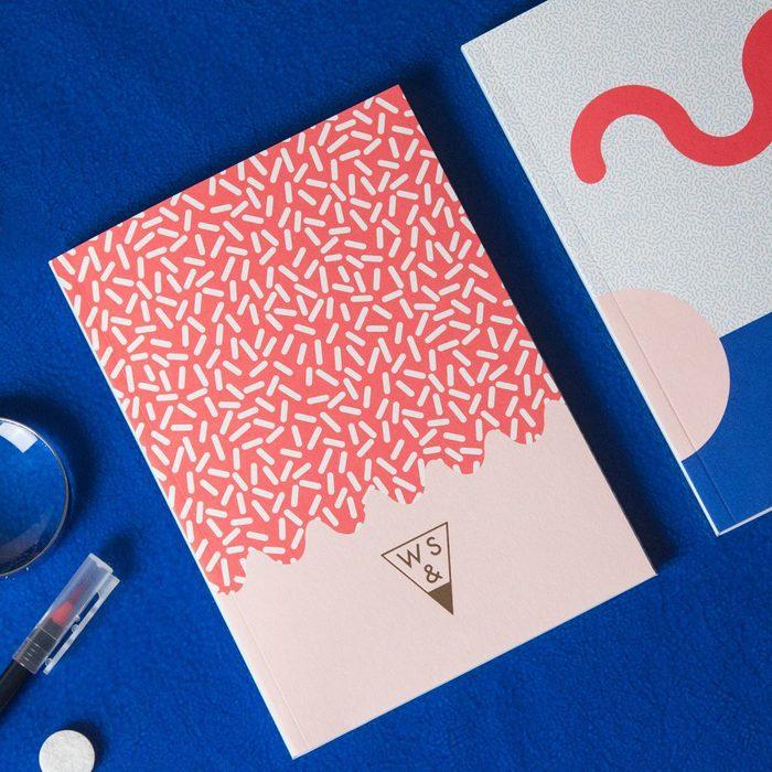 (複製)Write Sketch & | SUPER SPOT NOTEBOOK/雙封面筆記本