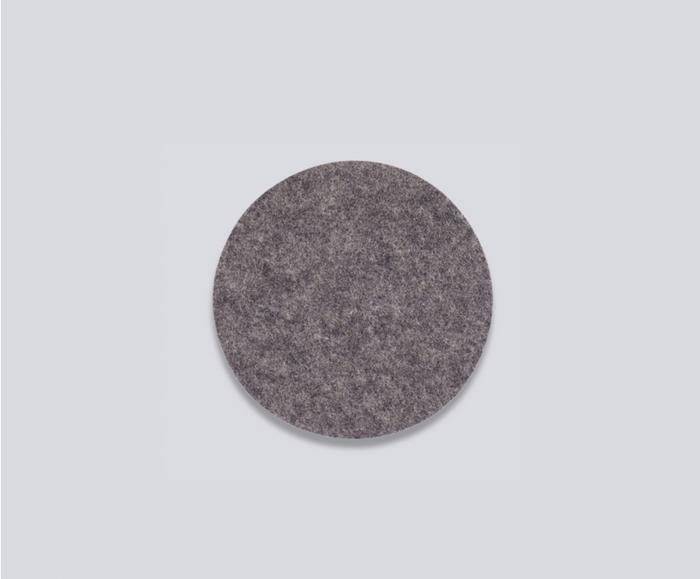 HAY l Coaster / 杯墊 (深灰/ Dark Grey)